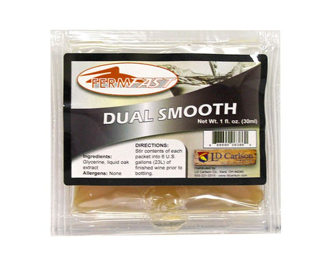 Dual Smooth 1 Oz