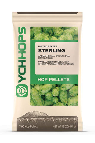 US Sterling Hop Pellets 1 Lb