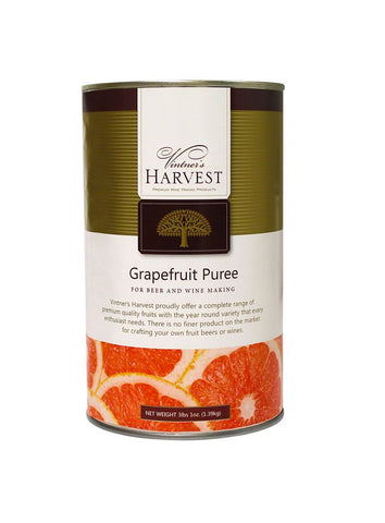 Vintner's Harvest Grapefruit Puree 49 Oz