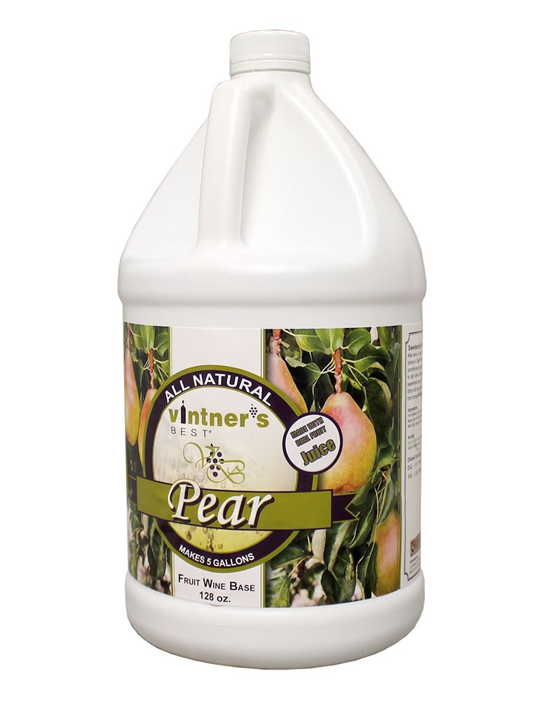 Vintner's Best Pear Wine Base 128 Oz