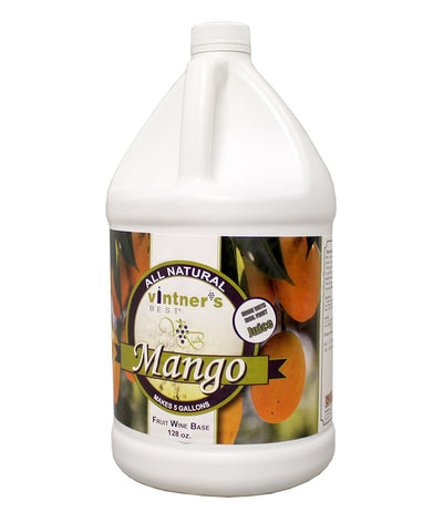 Vintner's Best Mango Wine Base 128 Oz