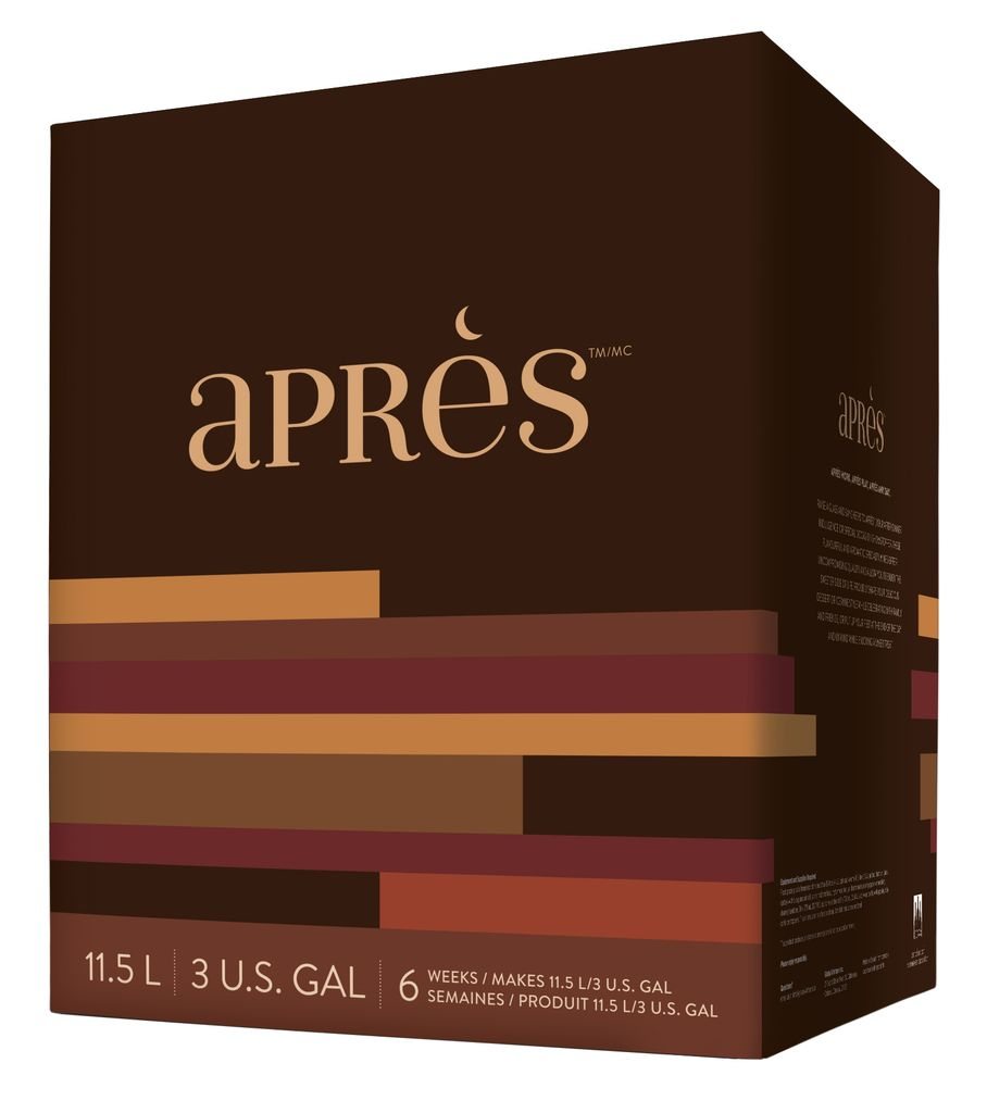 Apres Cabernet Franc Red Ice Wine 8L