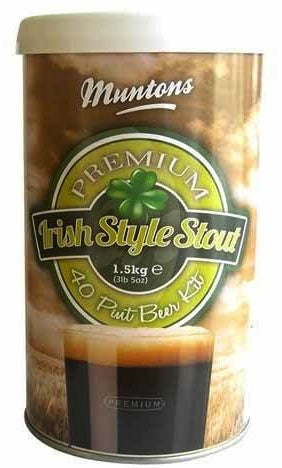 Muntons Irish Stout Malt Extract - 1 Tin