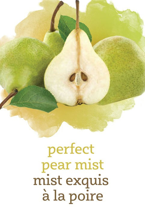 Island Mist Perfect Pear Mist Wine Labels 30/pack