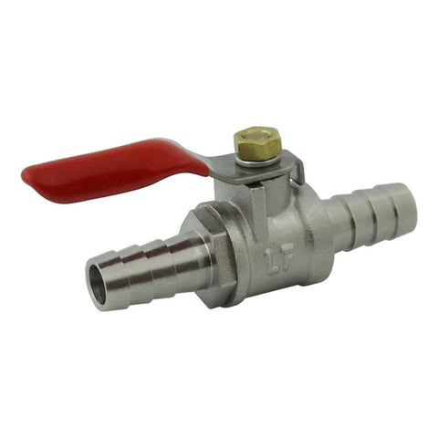 Ball Valve, 3/8 B X 3/8 B (no Chk)