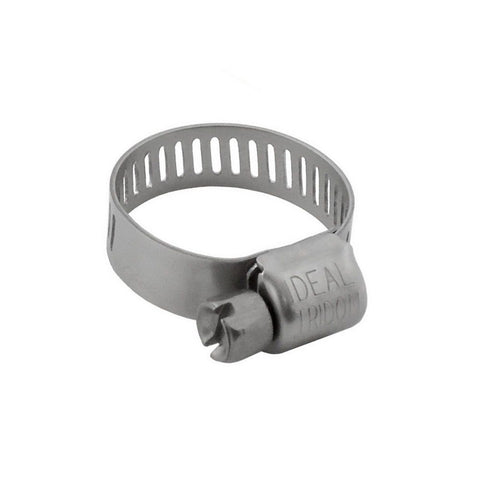 S/S Adjustable Hose Clamp (1/8 To 1/2)