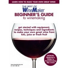 Brew Your Own / Wine Maker Beginner's Guide To Homebrewing / Winemaking