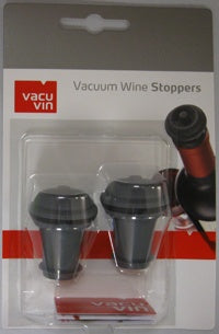 Vacu Vin Replacement Stoppers (2 Per Pack)