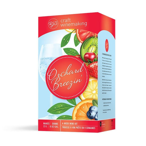 Orchard Breezin' Acai Raspberry Rapture