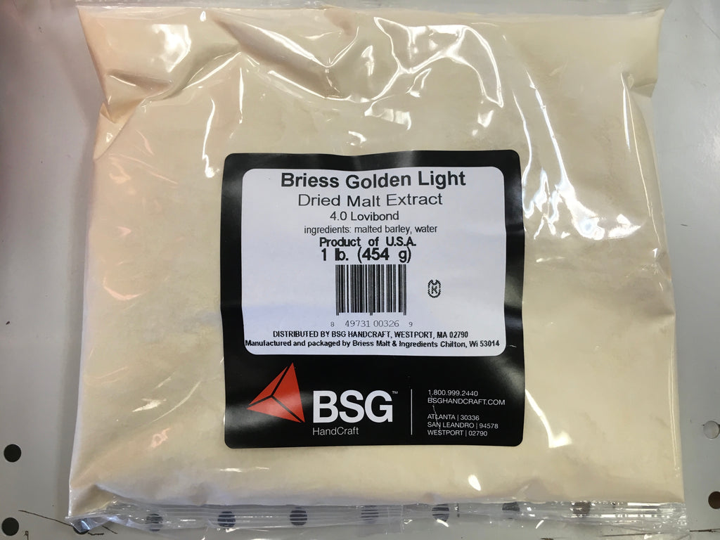 Briess DME Golden Light 1 LB