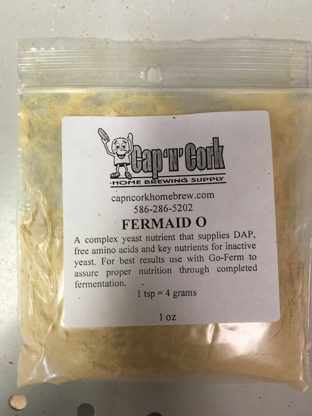 Fermaid O 1 oz