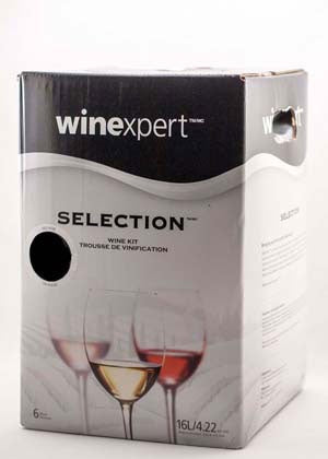 Selection California White Zinfandel 16L D/C