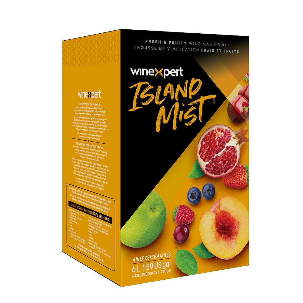 Island Mist Grapefruit Passion Rose 6L