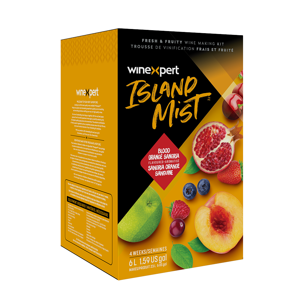 Island Mist Blackberry 6L