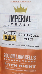 Imperial Liquid Yeast A62 Bell's House Yeast
