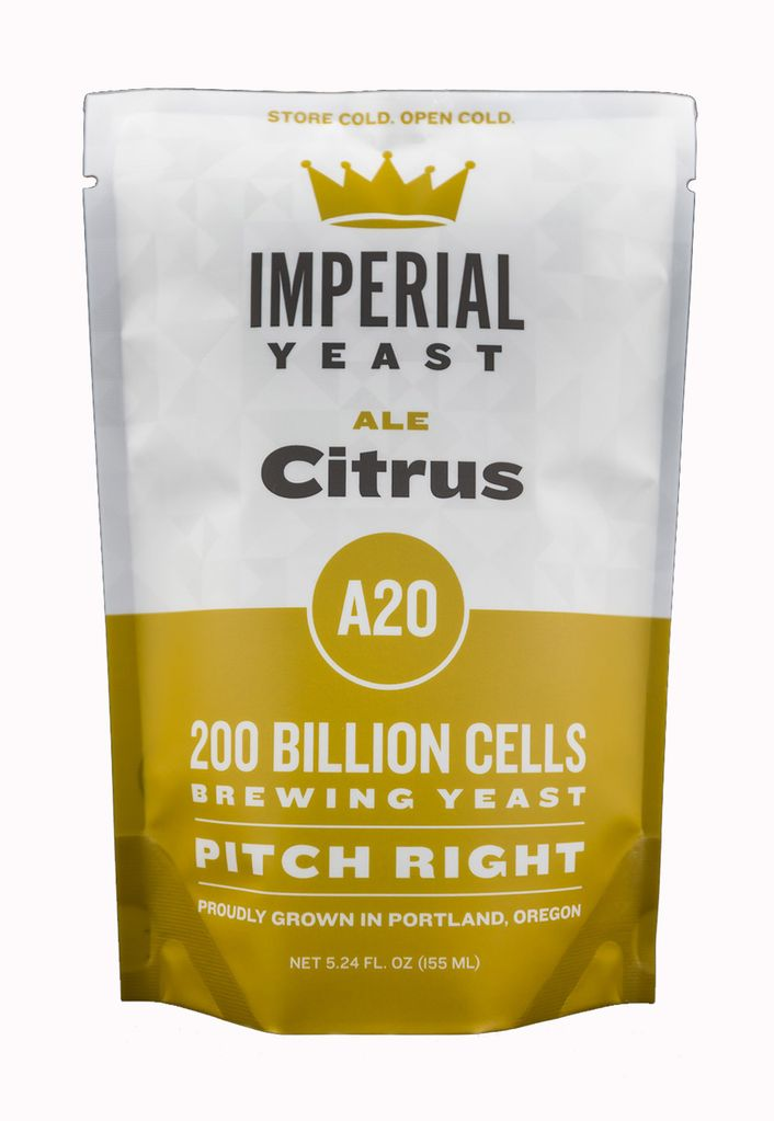 Imperial Liquid Yeast A20 Citrus IPA