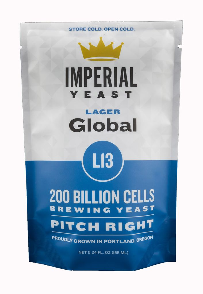 Imperial Liquid Yeast L13 Global Bohemian Lager