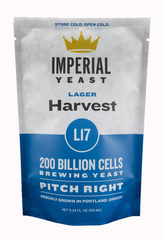 Imperial Liquid Yeast L17 Harvest Munich Lager