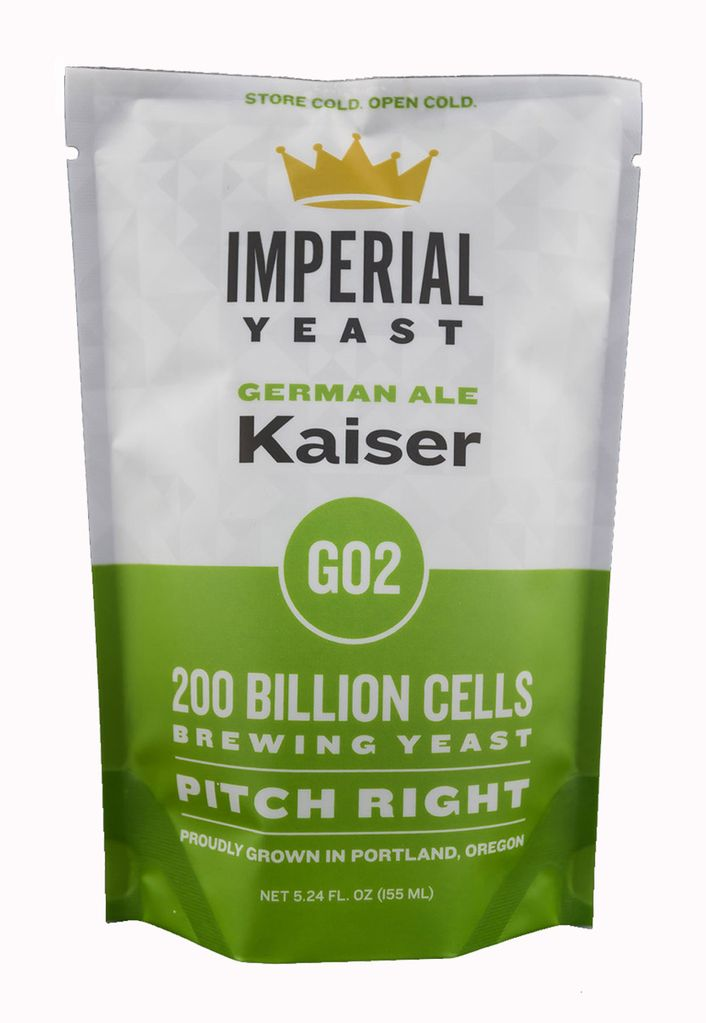 Imperial Liquid Yeast G02 Kaiser German Ale