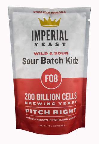 Imperial Liquid Yeast F08 Sour Batch Kidz Wild Blend