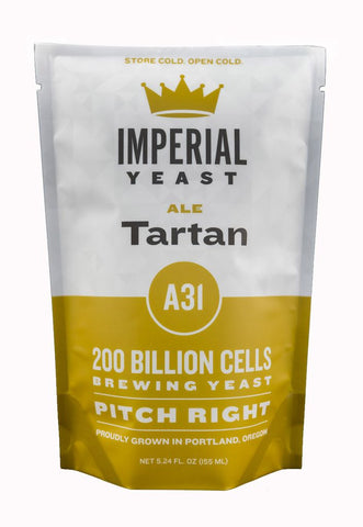 Imperial Liquid Yeast A31 Tartan Scottish Ale