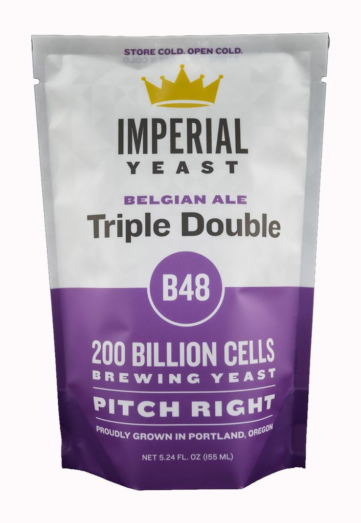 Imperial Liquid Yeast B48 Triple Double Belgian Trappist