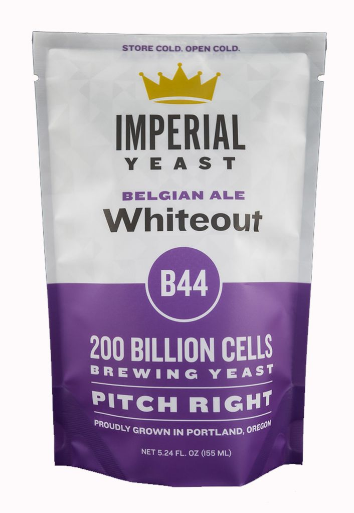 Imperial Liquid Yeast B44 Whiteout Belgian Wit