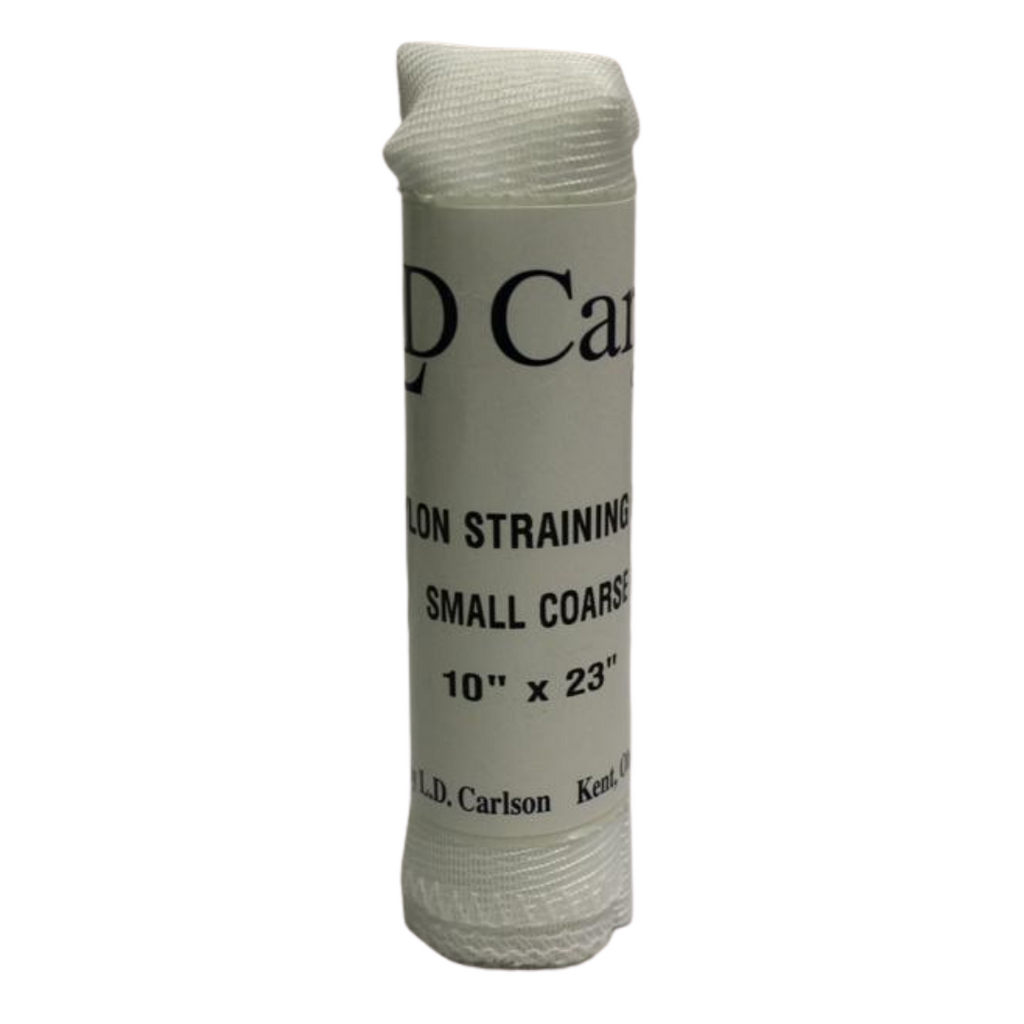 "Small Coarse Nylon Straining Bag 10"" X 23"""