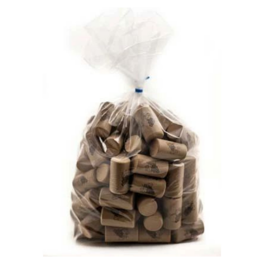 "Nomacorc 9 X 1 1/2"" Synthetic Corks 100/Bag"