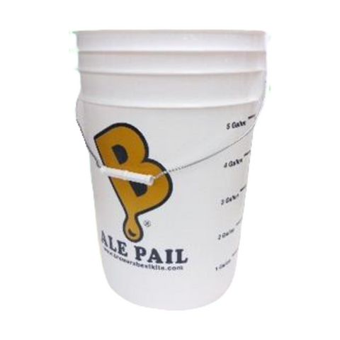 Ale Pail 6.5 Gallon Fermenting Bucket