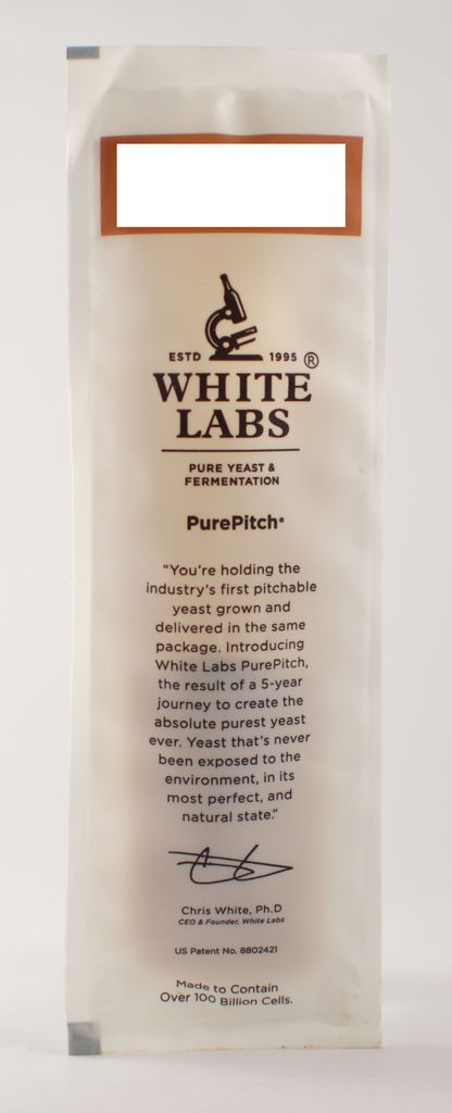 WLP400 White Labs Belgian Wit Ale Liquid Yeast