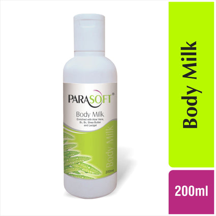 Parasoft Body Milk 200ml