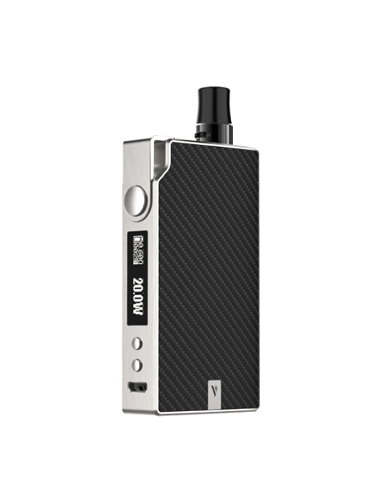 Vaporesso Degree Meshed Pod Kit 950mAh-Silver-VanguardSmoke