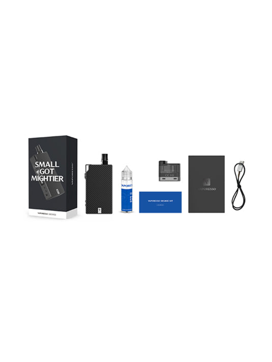 Vaporesso Degree Meshed Pod Kit 950mAh-VanguardSmoke