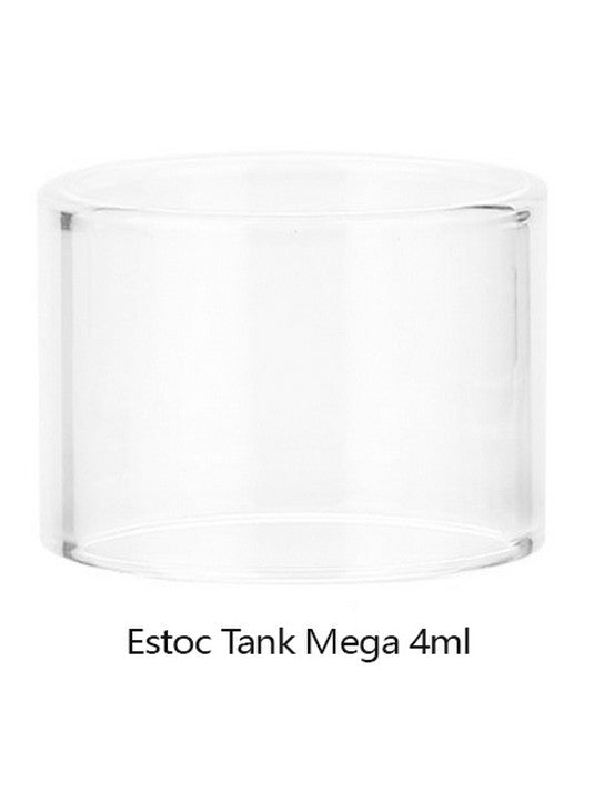 Vaporesso Glass Tube-Estoc Tank Mega