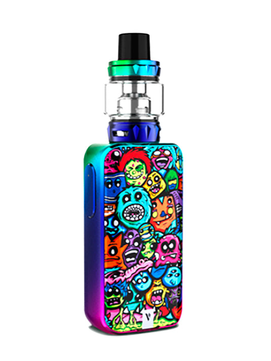 Vaporesso LUXE S 220W kits with SKRR Tank-Monster Mash-VanguardSmoke