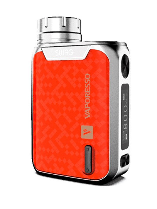 Vaporesso SWAG build-in Battery-Orange-VanguardSmoke