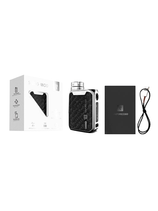 Vaporesso SWAG build-in Battery-VanguardSmoke
