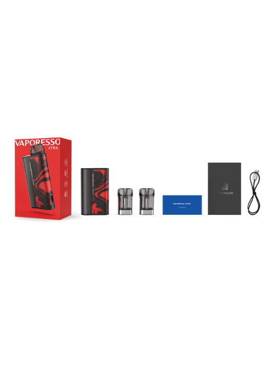 Vaporesso XTRA Pod Kit 900mAh battery-VanguardSmoke