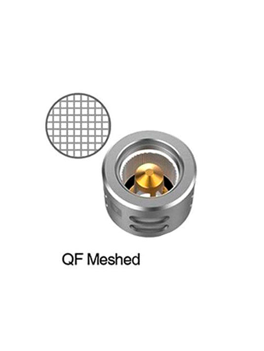 Vaporesso QF Coils for the Luxe S & SKRR-S Sub Tank-QF Meshed 0.2ohm-VanguardSmoke