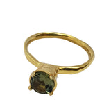 Lucerne - Tourmaline Ring, Engagement Ring