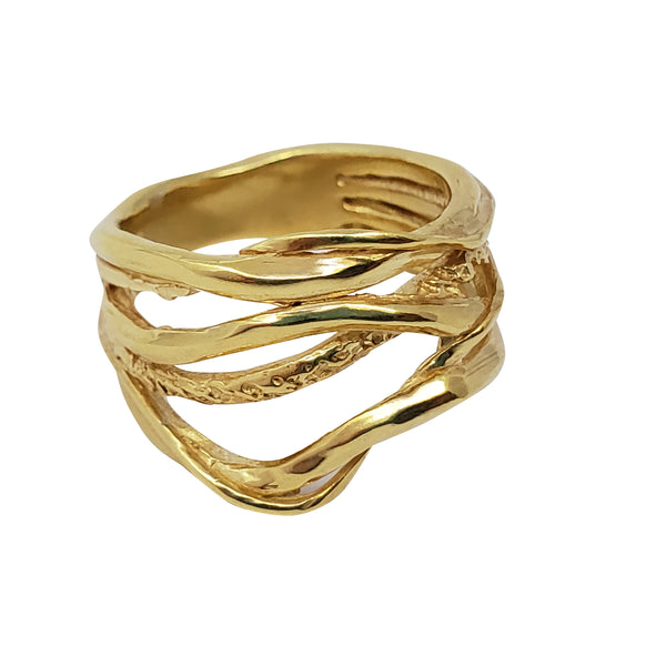 Aralia - Statement Ring