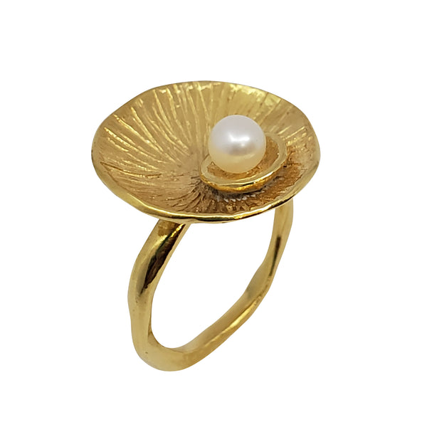 Hibiscus - Pearl Ring