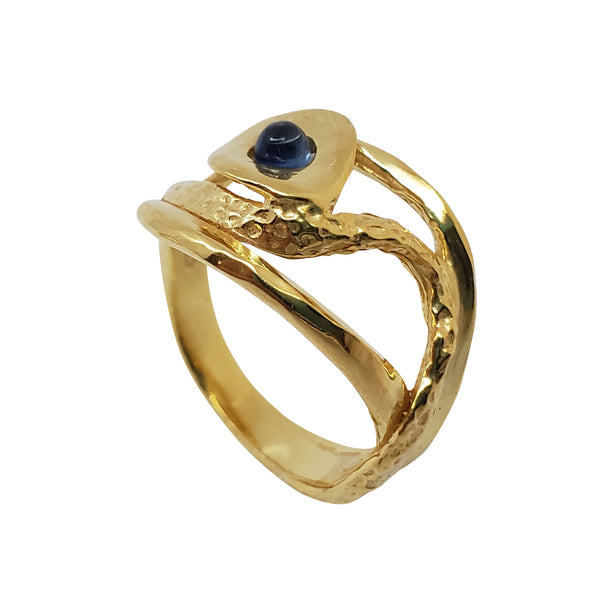 Vervain - Sapphire Ring