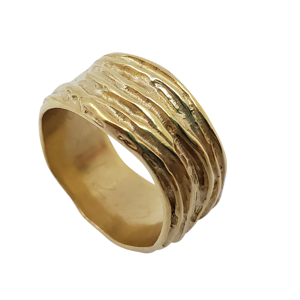Lark - Unisex Wedding Ring