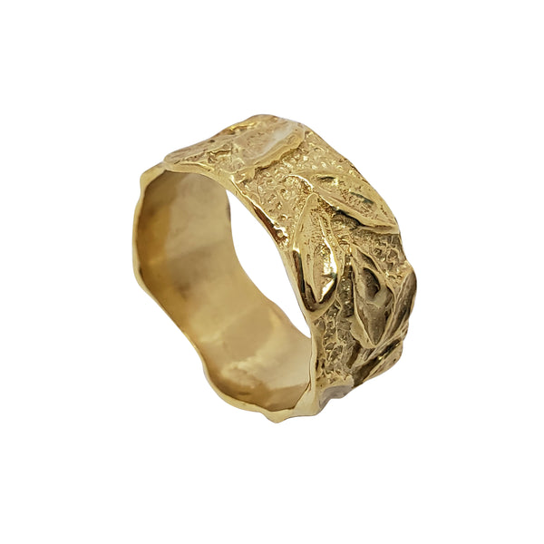 Serin - Unisex Wedding Ring