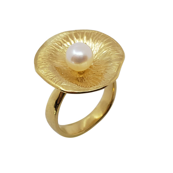 Dittany - Pearl Ring
