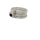 Nemesia - Stackable Spinner Ring