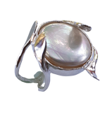 Bramble - Mother Of Pearl Ring