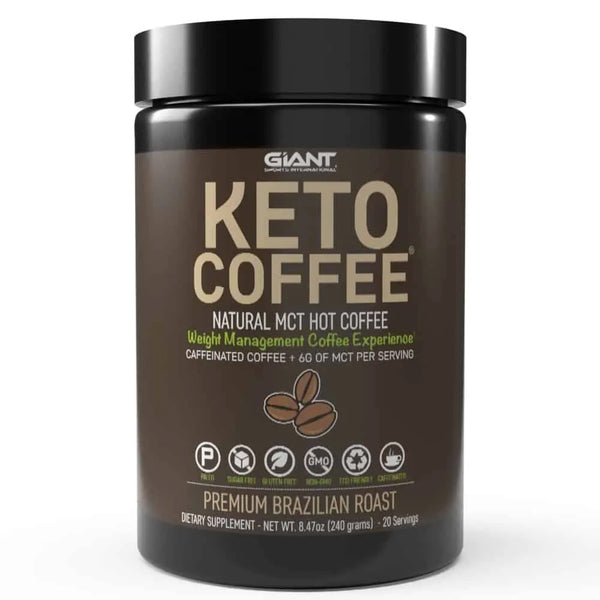 Keto MCT Coffee